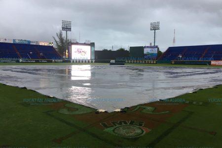 Por lluvia, Leones juegan hoy en Cancún y regresan el domingo