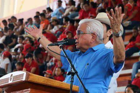 Es un crimen que no se reparta la riqueza en México y el mundo: Antorcha Campesina