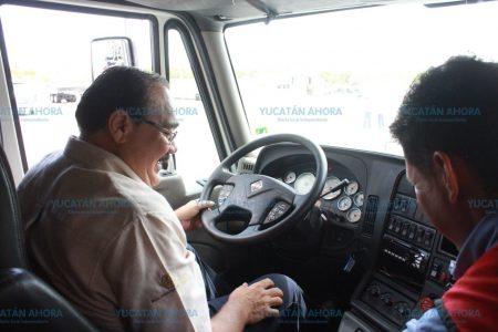 Haremos que la Federación mire hacia Yucatán: Ramírez Marín