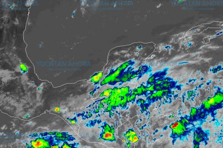 Pronostican días de fuertes lluvias por la tarde