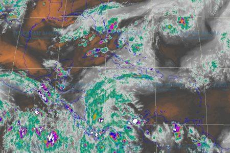 Onda tropical traería lluvias débiles al calor