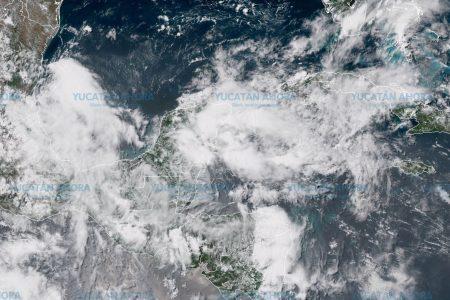Dos ondas tropicales dejarán mucha lluvia en los próximos días