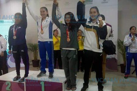 Yucatán gana medallas en karate en la Olimpiada Nacional, en Ciudad Juárez
