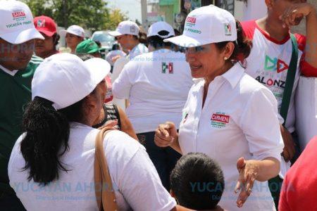 En Progreso dicen a Carmen Ordaz que es urgente reestablecer los servicios públicos