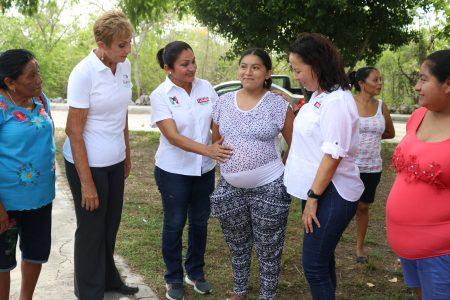 Vamos a subsanar la falta de instalaciones médicas en Progreso: Carmen Ordaz