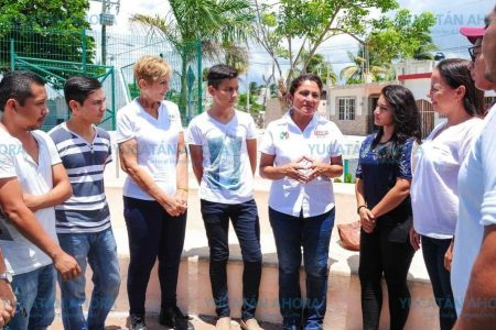 Carmen Ordaz creará oficina especial para atender a jóvenes progreseños