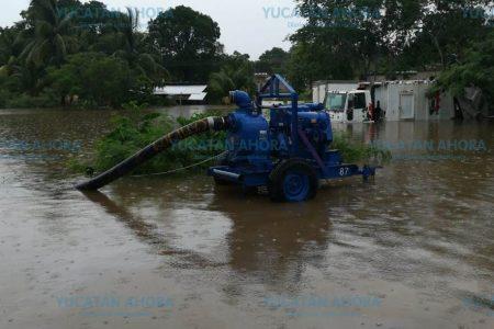 Retiran 30 millones de litros de agua en los límites de Yucatán y Quintan Roo