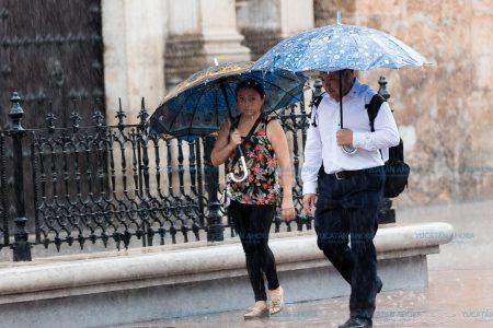 Prepárese y tome precauciones, pronostican jueves de mucha lluvia