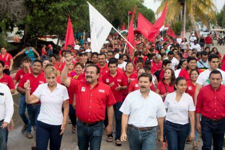 Yucatán cuenta con futuro de estabilidad, crecimiento y seguridad con Sahuí: PRI