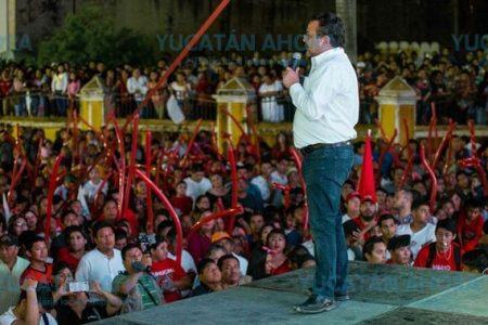 Después de las elecciones, Hunucmá volverá a ser tierra de desarrollo y prosperidad: PRI