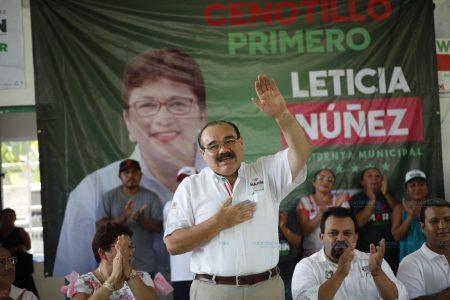 Se compromete Ramírez Marín a buscar respaldo federal para los ayuntamientos