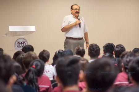 Jorge Carlos Ramírez ofrece apoyar el deporte universitario vía estímulos fiscales