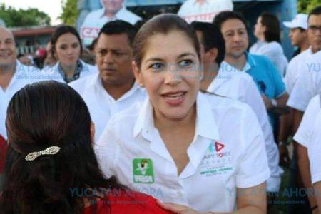 Soy una ciudadana que velará por las necesidades de los ciudadanos: Mary Tony Gasque