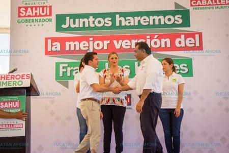 No queremos a un alcalde que gobernó con conflictos: Víctor Caballero