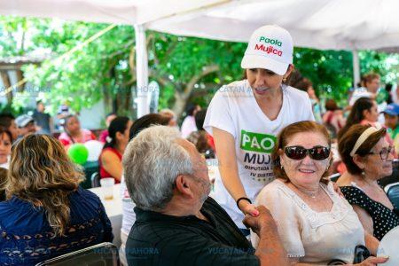 Vamos a crear Comités Ciudadanos para que haya transparencia en los recursos: Paola Mujica
