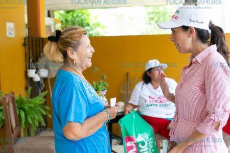 En Yucatán no se considera grupo vulnerable a mujeres jefas de familia: Paola Mujica