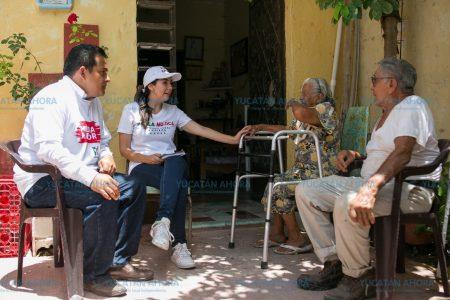Siempre hay más por hacer en materia de seguridad: Paola Mujica