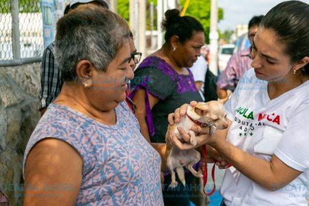La meta de Paola Mujica es impulsar leyes para la preservación de riqueza natural