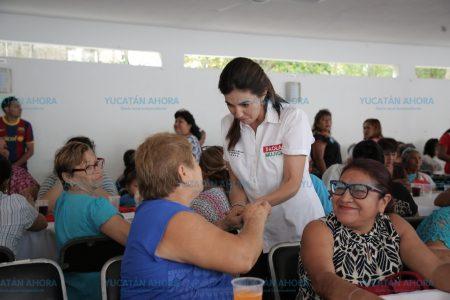 Legislaré para fortalecer la seguridad de Yucatán: Paola Mujica