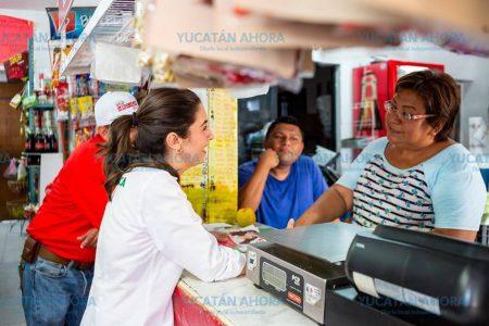 Paola Mujica ofrece impulsar el emprendimiento
