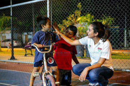 Cuento con la preparación para legislar por los derechos de las familias: Paola Mujica