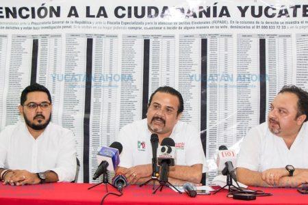 Denuncian operación 'Toro Azul' del PAN que coacciona el voto con tarjeta Saldazo