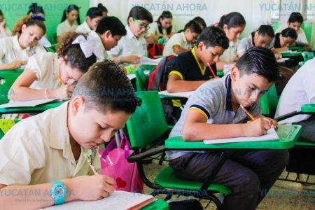 Evalúan la capacidad de aprendizaje de niños y niñas yucatecos