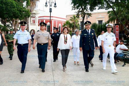 La Policía Municipal de Mérida celebra 15 años de labores