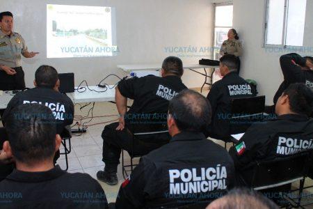 'Afinan' la línea para esclarecer delitos en Kanasín