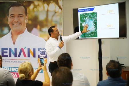 """Renán Barrera buscará el reconocimiento """"Ciudad Creativa Gastronómica"""" de la Unesco"""
