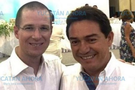Ricardo Anaya nombra a Daniel Ávila su coordinador en Yucatán