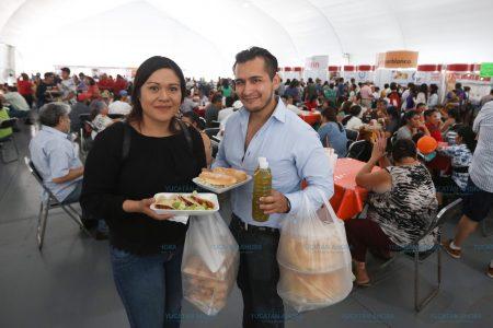 Yucatán de fiesta, en el Palacio de los Deportes