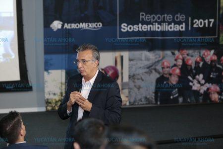 Aeroméxico y su apuesta por un mundo más sostenible