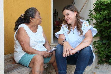 Le piden a Cecilia Patrón que gestione más recursos para vivienda