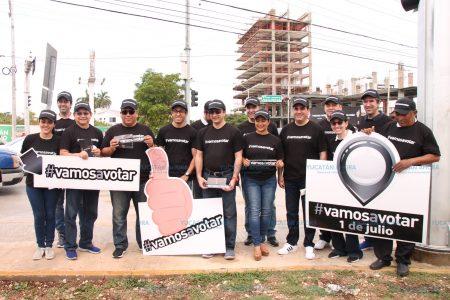Consejo Coordinador Empresarial promueve campaña 'Vamos a votar'