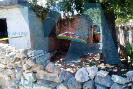 La muerte lo sorprende en el patio de su casa, en la Sambulá