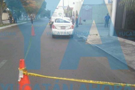 Abuelito expira en el auto de su nieto, camino al hospital