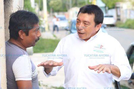 Ningún niño o niña en Yucatán quedará al margen de la atención médica: Crescencio Gutiérrez