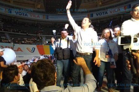 Ganamos la campaña y ganaremos la elección, Vila Dosal