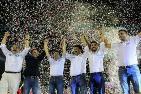 Desde el sur retumbará la victoria tricolor: Luis Borjas