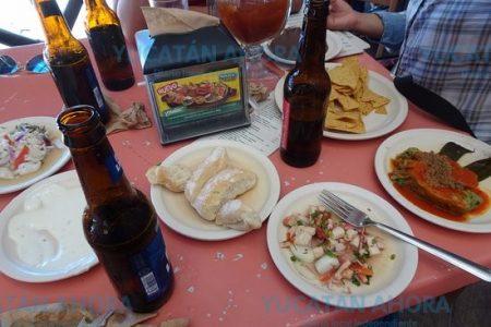 Restauranteros de Yucatán se pronuncian contra la ley seca