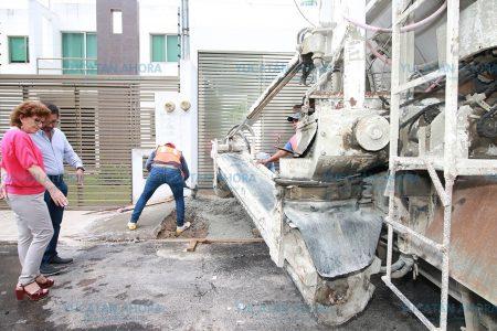 Casi $500 millones invirtió Mérida en obra pública al cierre de 2018