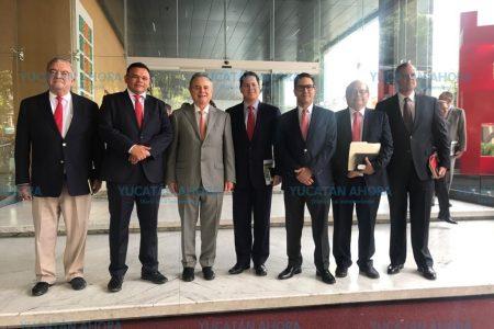 Canacintra celebra solución de falta de gas natural en la Península de Yucatán