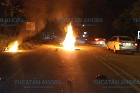 La violencia electoral se extiende a Catzín, comisaría de Chemax