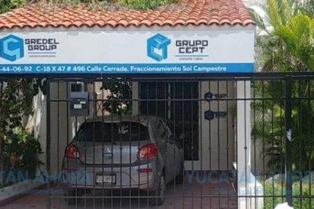 Detienen a asaltantes de una empresa en el norte de Mérida