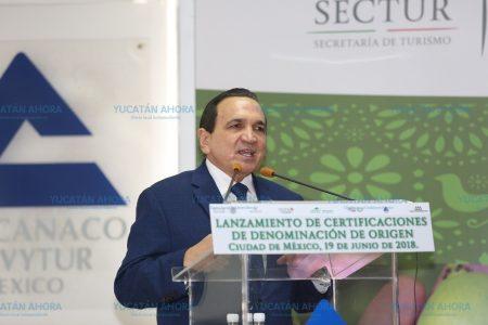 Certifican denominación de origen de cinco productos mexicanos