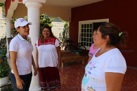 Necesitamos que los recursos lleguen a Chablekal: Mary Tony Gasque