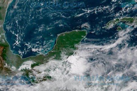 ¿Raro en Yucatán en esta época? Mucho calor, mucho bochorno y lluvias