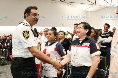 Yucatán reúne a paramédicos de ocho estados para actualizarlos