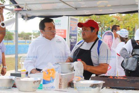Daremos más apoyo a emprendedores: Crescencio Gutiérrez
